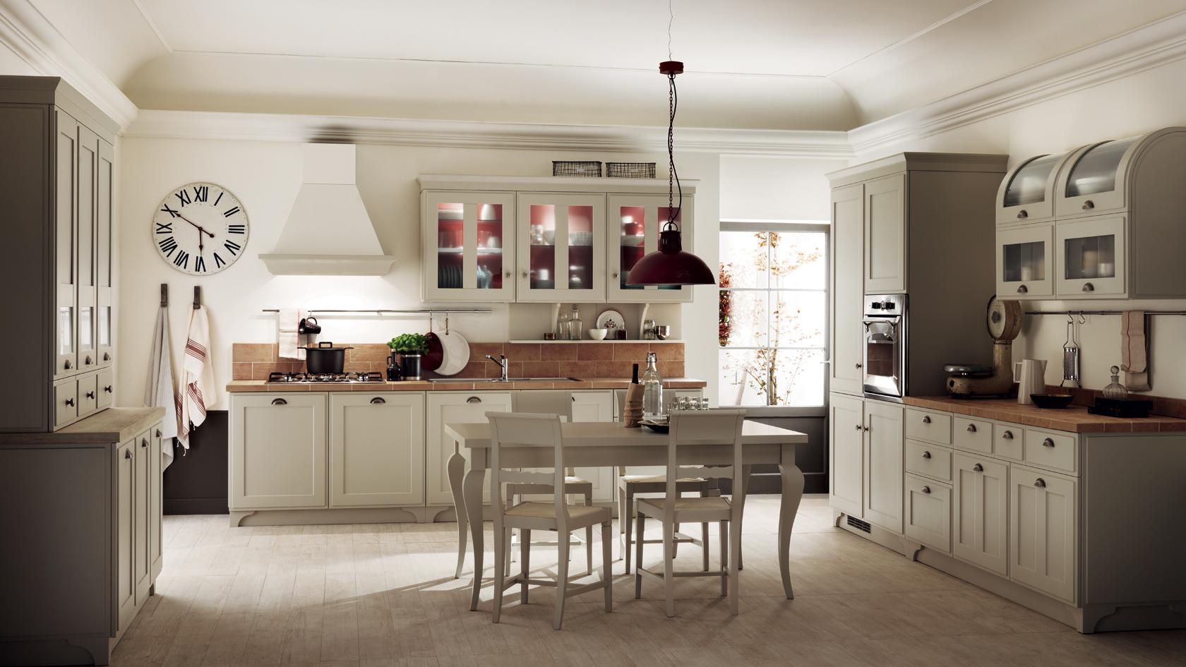 Scavolini kitchens classic malta