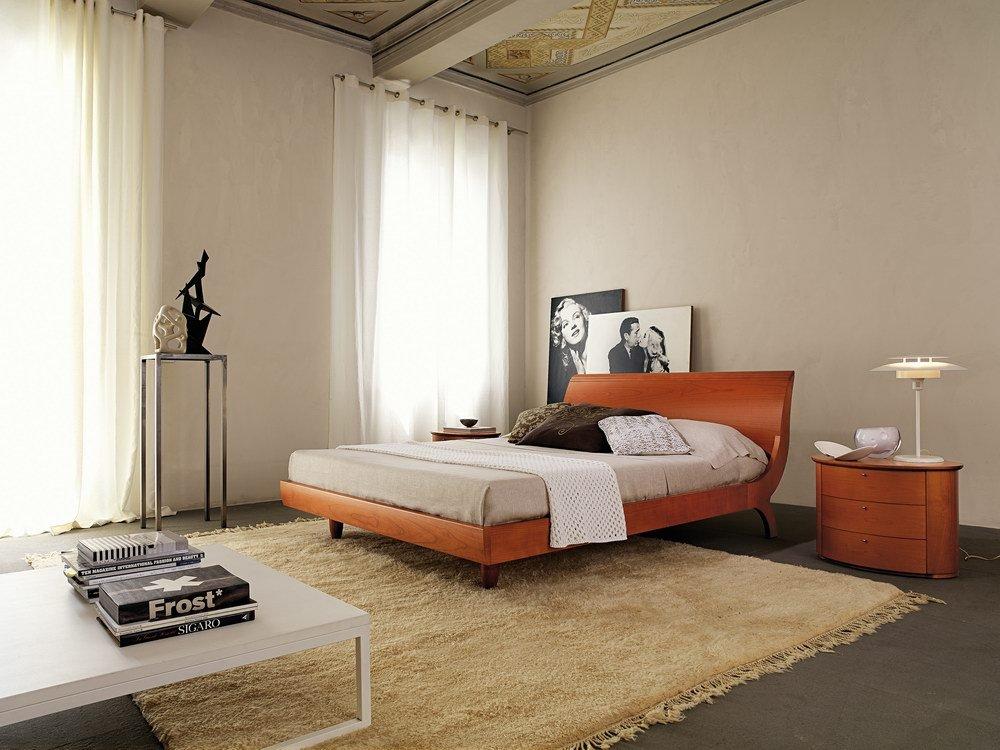 Camere da letto in ciliegio - Arredamenti Catania, Di Mauro Arredi