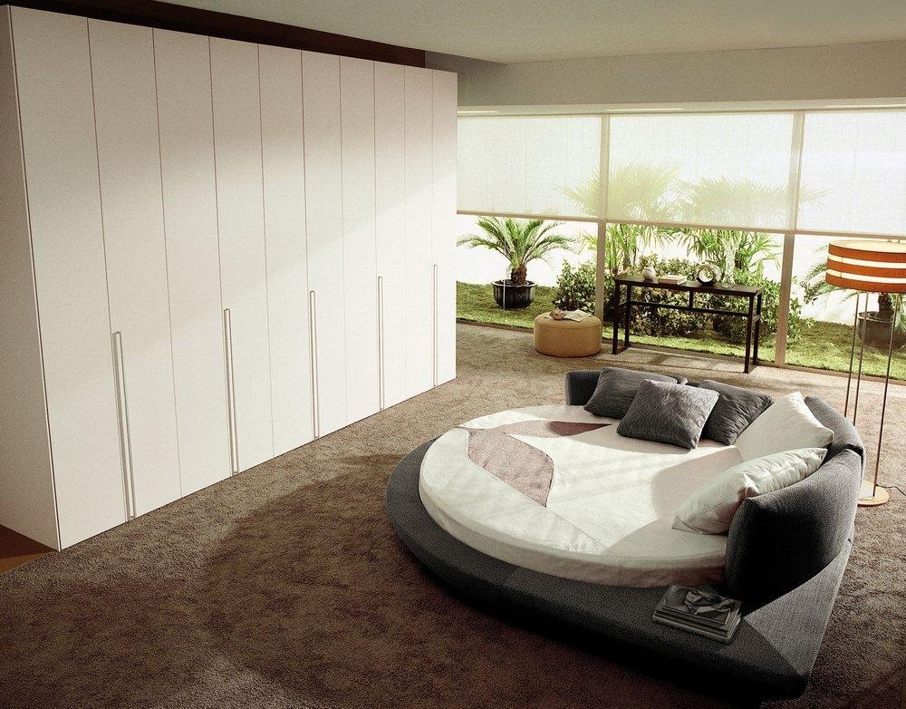 Camere Da Letto Moderne Con Letto Rotondo.Camere Da Letto Moderne Con Letto Rotondo Arredamenti Catania Di