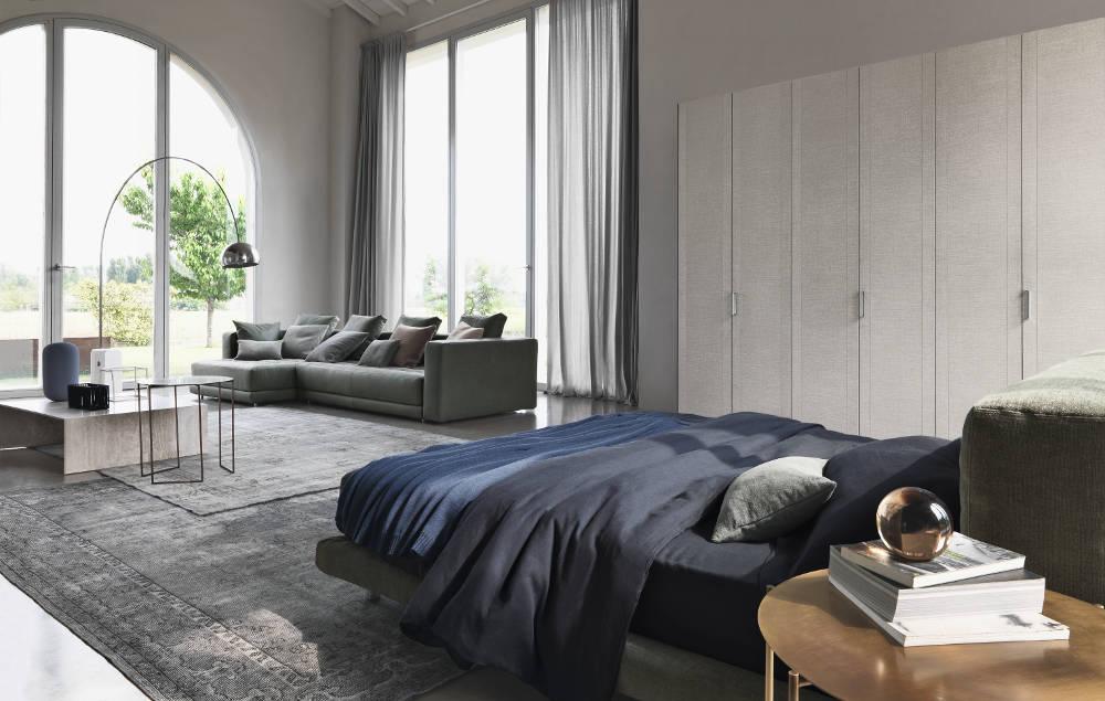 Doze - Camere da letto Flou - Arredamenti Catania, Di Mauro Arredi